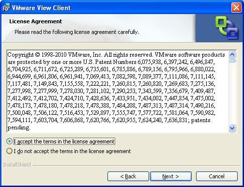 Virtual Desktop Client Install for Windows - IT Services